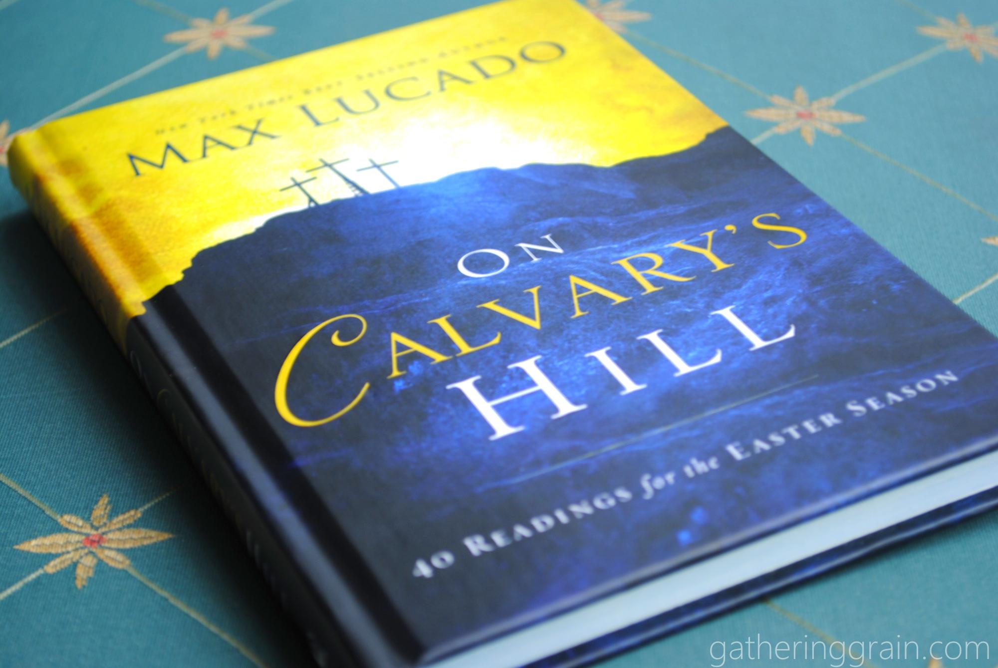 On Calvarys Hill 1